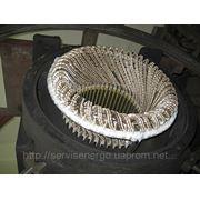 Перемотка электродвигателей Киев фото