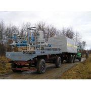 Передвижная установка для исследования скважин ПИУС-300-16-У1 в Украине, Купить, Цена, Фото фото