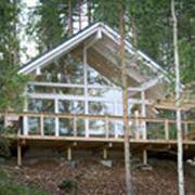 Строительство фах-верк домов фото