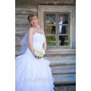 Пошив свадебного платья на заказ фото