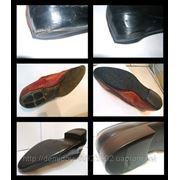 Установка профилактики на подошву обуви фото