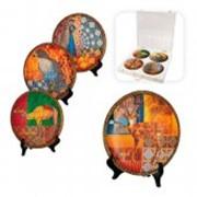 Коллекция декоративных тарелок, арт: PAFCGP-G фото