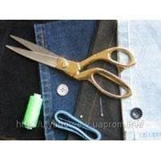 Укорачивание кожаных и меховых изделий фото