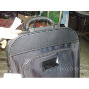 Ремонт корпуса чемодана фото