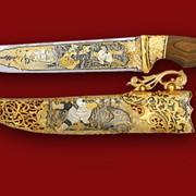 Нож Мужская забава 500*300*49*7.5 фото