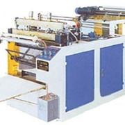Машина пакетосварочная для производства пакетов в рулоне PU-DFR-500 фото