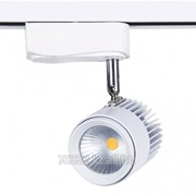 LED HZG-H098 10W 5700K BLACK на шинопроводе фото