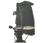 Большой проектор БП-2 измерение шаблонов и деталей сложных конфигураций является одним из наиболее важных вопросов измерительного дела который удается разрешить с помощью проекционного прибора -Большой проектор фото
