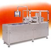 Линия автоматическая для упаковки в готовые поддончики РР-100М фото