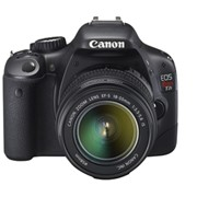 Фотоаппарат Canon EOS 550D Black EF-S 18-55 IS KIT фото