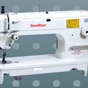 Швейные машины для изготовления обивочной ткани. ШВЕЙНЫЕ МАШИНКИ SUNSTAR KM-590BL (Южная Корея). фото