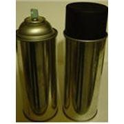 Аэрозольный полупродукт (спрей) фото