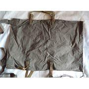 Мешки вещевые солдатские фото