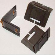 Комплектующие для тары и упаковки: уголок упаковочный круглый и квадратный фото