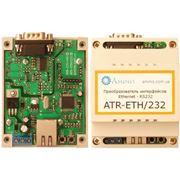 Переходники Ethernet-RS232/RS485 фото