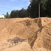 Песок щебень шлак керамзит глина грунт отсев фото