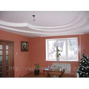Разноуровневый потолок фото