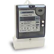 Счетчик электроэнергииоднофазный микропроцессорный многотарифный ЦЭ6827М фото