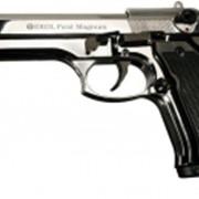 Травматические пистолеты Firat Magnum shiny хром фото