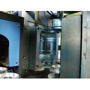 Автоматическая раздувная машина ПЕТ с ручной подачей преформ BX-2500 фото
