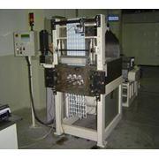 Машины формообразующие Полуавтомат для высечки платинок фото