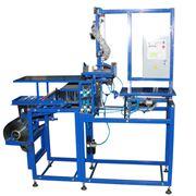 Автомат для изготовления пакетов из ПП пленки фото