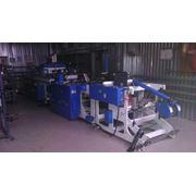 Машина для производства пакетов майка TPA500GP Станки для изготовления полиэтиленовых пакетов фото