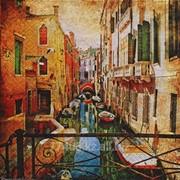Салфетка для декупажа Венеция -2 фото