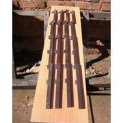Чистики- запчасть к прессу ПМ-450 для отжима масла из семян подсолнечника (олейный) фото