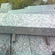 Гранитный бордюр ГП-1,2,3,4,пиленый,термиченый,с фаской,поребрик фото