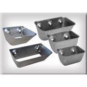 Запасные части для ленточных и цепных транспортеров ковши норийные металлические и пластиковые Оборудование для маслоэкстракционных заводов фото