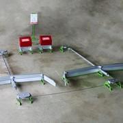 Оборудование скреперного типа для автоматизированного удаления бесподстилочного навоза ДОНС-1В фото