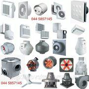 Вентиляторы Vortice Vmc Eco фото