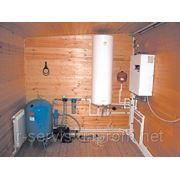 Монтаж отопления и водопровода. Пусконаладочные работы паровых и водогрейных котлов фото