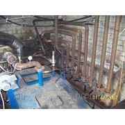 Монтаж котельного оборудования, монтаж промышленного отопительного оборудования. фото