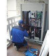 Сервисное обслуживание кондиционеров, вентиляции фото