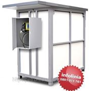 Мобильний топливный модуль для бензина фото