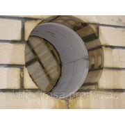 Пробивка отверстия d=50мм в панели балкона фото