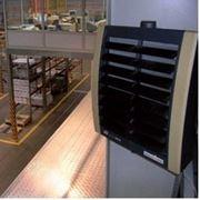 Монтаж систем воздушного отопления фото