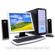 Диагностика и ремонт компьютеров (на дому), установка ОС фото