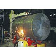 Изготовление резервуаров, производство емкостей металлических. фото