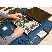 Ремонт ноутбуков, видеокарт, южных мостов, чипсетов фото