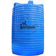 Емкость вертикальная двухслойная 12500 л. резервуары и баки для пищевой промышленности фото