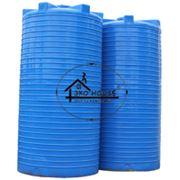 Емкость вертикальная двухслойная 30000 л. резервуары и баки для пищевой промышленности фото