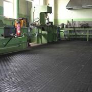 Плитка противосколзящая износостойкая базальтовая фото