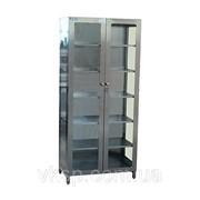 Медицинские и хирургические шкафы для инструментов и инвентаря фото