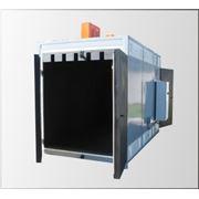 Печь полимеризации порошковой краски СНО-18.40.20/25 Предназначена для полимеризации порошковых красок в стационарных условиях при температуре до 250 °С. фото