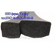 Профиль из пористой губчатой резины 6х4мм, 8х20мм, 10х10мм, 10х15мм, 10х20мм, 10х25мм фото