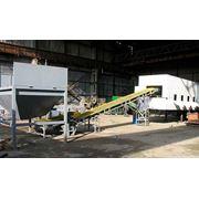 Сортировочный мобильный комплекс МСК-1. Купить оборудование для переработки вторсырья фото