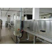 Охладительный туннель (Для кондитерской и масложировой промышленности) фото
